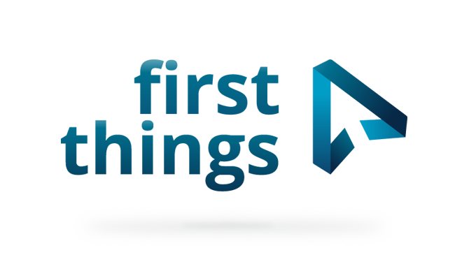 Logo First Things Webontwikkeling
